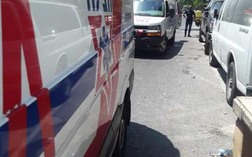 בן 60 נפגע מרכב בירושלים – מצבו קשה