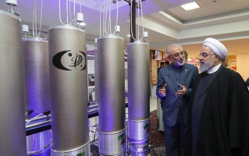 איראן: עברנו את גבול ה-300 קילוגרם של האורניום המועשר המותר על פי הסכם הגרעין