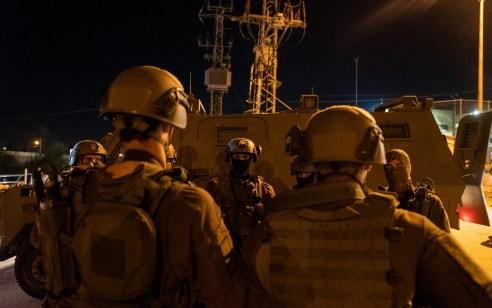 נעצר ערבי חשוד שחדר מצפון עזה לשטח ישראל