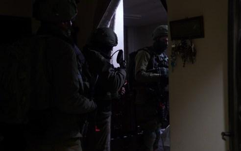 במהלך סוף השבוע נעצרו חמישה מבוקשים פעילי טרור