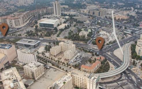 מהשעה 10:00 בבוקר ולמשך 3 שנים: הכניסה לירושלים נחסמה   כל הפרטים וההסדרים