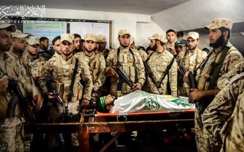 """הפלגים בעזה: """"ישראל תשלם מחיר על חיסלו של פעיל חמאס – לא נאפשר לשנות את כללי המשחק"""""""