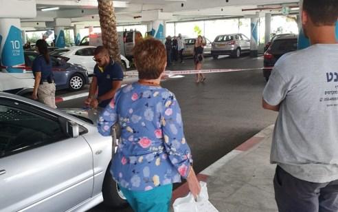 גבר בן 41 נורה למוות מול אישתו וילדיו בעקבות ויכוח על חנית נכה בקניון עזריאלי ברמלה – החשוד בן 74 נעצר