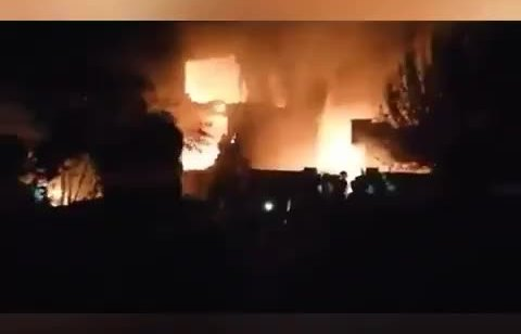פקיסטן: 19 אזרחים וחיילים נהרגו לאחר שכלי טיס צבאי התרסק במהלך אימון