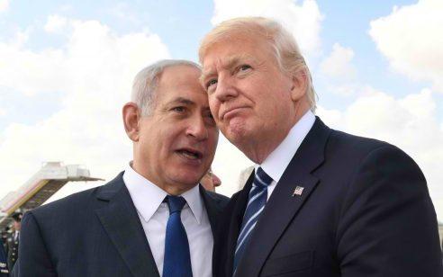 """טראמפ בירך את נתניהו: """"תחת הנהגתו ישראל הפכהלמעצמה בעל שם עולמי"""""""