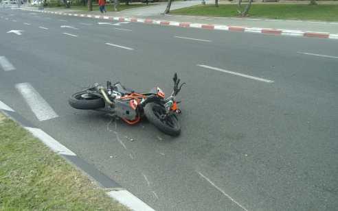 רוכב אופנוע בן 27 נפצע קשה תאונה בכניסה לשעב