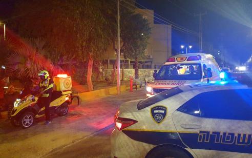 חיסול ברמלה: בן 48 נורה למוות כשישב ברכבו – 2 חשודים נעצרו