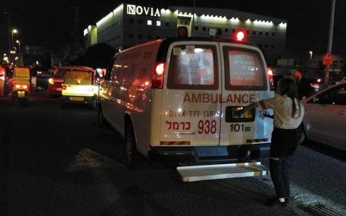ילד בן 7 נפל מגובה של כ-2 מטר ממתקן בגן שעשועים בחיפה – מצבו בינוני