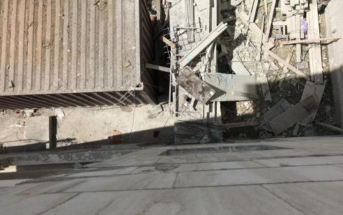 פועל כבן 25 נפל מגובה באתר בניה בראשון לציון – מצבו קשה