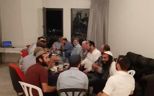 מפלגת נעם ומפלגת עוצמה יהודית החליטו במשותף כי לא ירוצו ביחד בבחירות הקרובות
