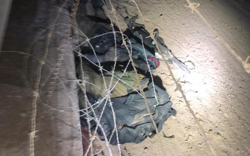 מחבל חוסל לאחר שניסה לחדור בצפון רצועת עזה סמוך לבית חאנון – אין נפגעים לכוחותינו