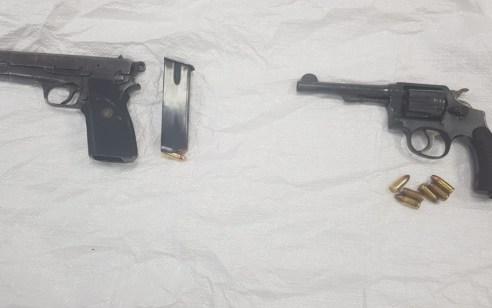 נעצר חשוד באחזקת נשק לא חוקי בכפר ח'ואלד
