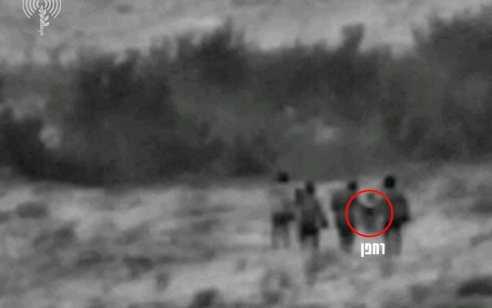צפו: נסיון פיגוע הרחפנים שתוכנן על ידי חוליה של כוח קודס האיראני ביום חמישי