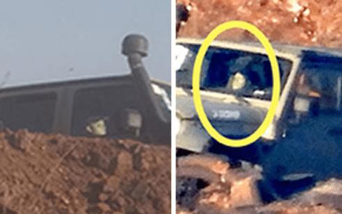 דיווחים בלבנון: צה״ל הציב בובות של חיילים בג׳יפים בגבול – צפו