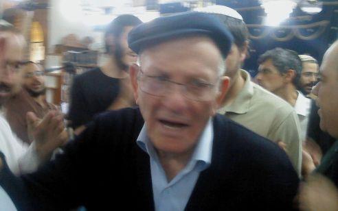 """הלך לעולמו בגיל 84 המקובל רבי חיים כהן זצ""""ל המכונה """"החלבן"""""""
