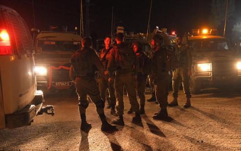 במהלך סוף השבוע נעצרו ארבעה מבוקשים פעילי טרור
