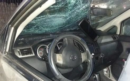 לינץ' בכביש 65: בני מיעוטים תקפו נהג יהודי
