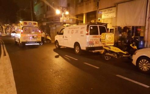 גבר כבן 56 נפצע בקטטה בפתח תקווה – מצבו בינוני