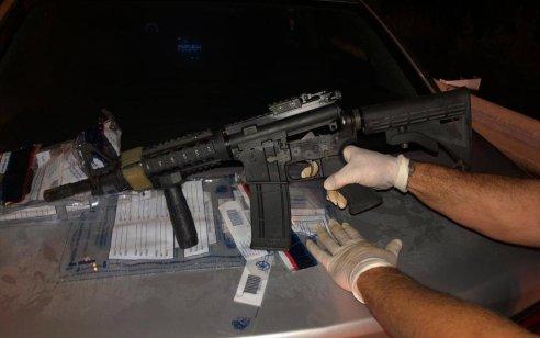 הערבים מדווחים על מספר לוחמים שנפצעו בעימותים בעיסאוויה – ערבי עם נשק נתפס בכביש 60