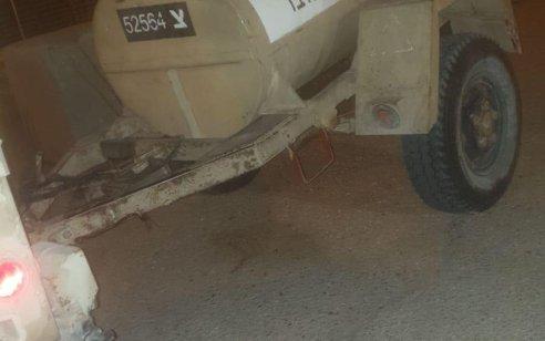 שוטר עצר בדואים שניסו לגנוב ציוד צבאי בצאלים והותקף