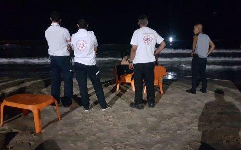 לאחר שעות של חיפושים: אותר ללא רוח חיים הצעיר שנעדר בחוף תל אביב