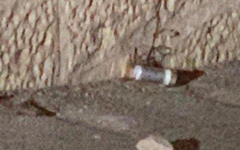 """מטען צינור הושלך הלילה לעבר כוח מג""""ב שפעל בשכונת עיסאוויה בירושלים – 2 חשודים נעצרו"""