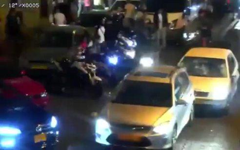 נעצר חשוד נוסף בנסיון הלינץ בירושלים שבו שוטר ירה באוויר – תיעוד