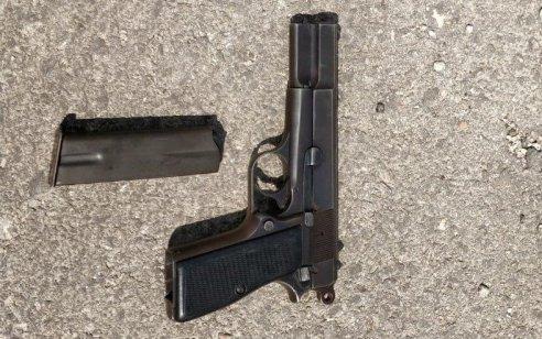 במהלך פעילות סמוך לכפר סבסטיה נעצר ערבי שהחזיק ברכבו אקדח ותחמושת