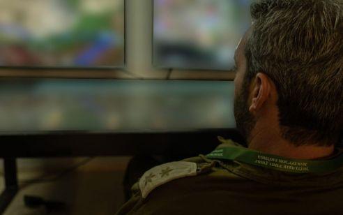 """מציאות מדומה ב-360 מעלות ושולחן חול דיגיטלי: הצצה להשתלמות המטכ""""לית לשיפור המוכנות ללחימה בלבנון"""