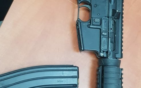בלשי המשטרה עצרו חשוד שביצע ירי מנשק מסוג m-16 בחתונה בכפר טובא זנגרייה