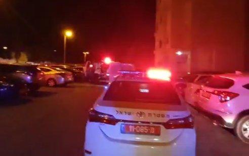 חשד לרצח: גבר כבן 40 נפצע קשה מירי בבאר שבע – בבית חולים נקבע מותו