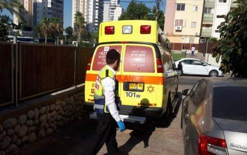 הולכת רגל בת 83 נפגעה מרכב בקרית גת – מצבה קשה