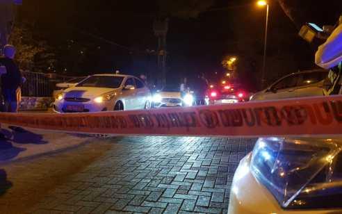 רצח וניסיון התאבדות במוצא: גופת אישה נמצאה בדירה ולידה גבר פצוע קשה