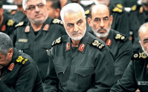 ראש המודיעין האיראני: סוכלה מזימה של מדינות ערביות וישראל להתנקש במפקד כוח קודס קאסם סולימאני