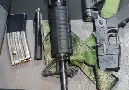 הלילה נעצרו תשעה מבוקשים פעילי טרור ונתפסו נשקים ותחמושת
