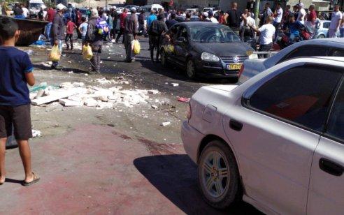 חמישה פצועים בקטטה מלווה בירי בכפר עזריה סמוך למעלה אדומים