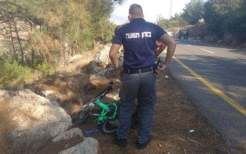 הרוג שלישי מהבוקר: רוכב אופניים חשמליים בן 15 נהרג בתאונה בגליל