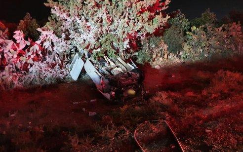 הקטל בכבישים: שני הרוגים בתאונה בין 2 רכבים בצומת כפר יאסיף לעכו