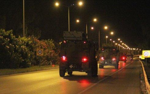 טורקיה פתחה במתקפה נגד הכוחות הכורדיים בצפון מזרח סוריה