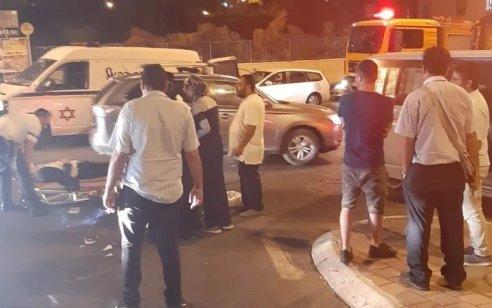 בן 7 נפל ממיטת קומותיים באלעד – מצבו בינוני
