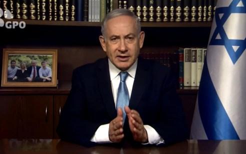 """גנץ: """"יום עצוב מאוד למדינת ישראל"""" – בשמאל קוראים לנתניהו להתפטר"""