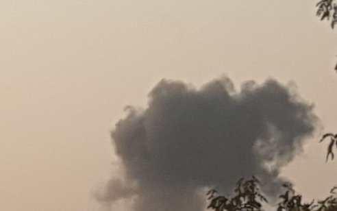צה״ל תקף עמדות צבאיות של ארגון הטרור גא״פ ברצועת עזה
