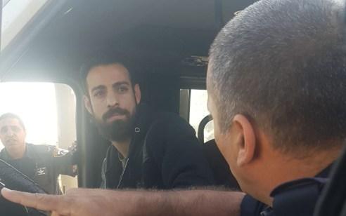 ערבי מבאקה אל גרביה נעצר לאחר שתועד תוקף ילדה בת 5 בראש העין