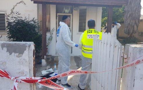 גופת קשיש בן 72 במצב ריקבון נמצאה בפרדס חנה