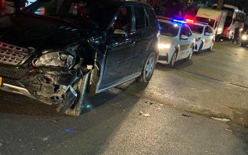 שני פצועים קשה בתאונה בין טרקטורון לרכב בעילוט