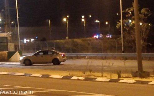 ירושלים: גנב רכב ערבי נורה למוות במהלך מרדף אחרי גנבי רכב בכביש המנהרות – ארבעה נוספים נעצרו