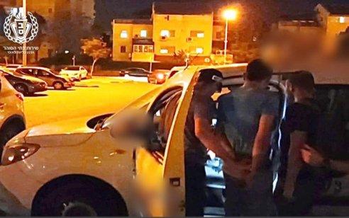 סוכן סמוי הביא למעצרם של אזרח ואסיר ומנע החדרת סמים מסוכנים לכלא