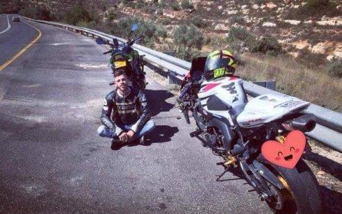 רוכב אופנוע כבן 20 נהרג לאחר שהחליק בכביש 1 צומת אלמוג