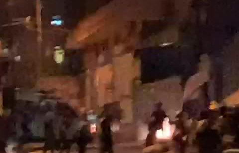 בקבוקי תבערה ואבנים הושלכו לעבר הכוחות בכפר עיסאוויה – 2 חשודים מעצרו