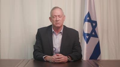 """גנץ: """"המחבל בהא אבו אל עטא היה בן מוות – לא תהיה השפעה על התהליכים הפוליטיים המתקיימים"""""""